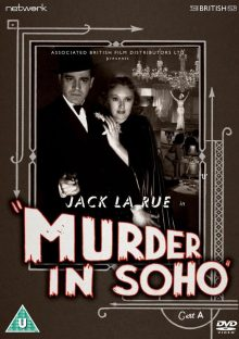 Murder in Soho DVD cover
