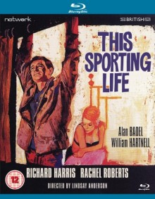 This Sporting Life blu ray cover