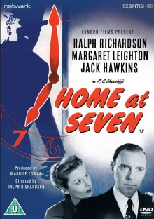 Home at Seven DVD