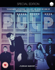 Pulp DVD cover