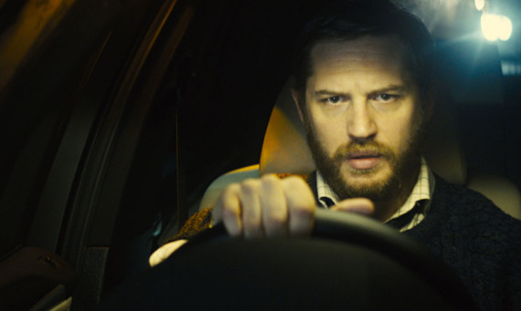 ëMastery of small, telling gesturesí: Tom Hardy as a man who goes awol in Locke.