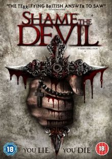 Shame the Devil DVD cover