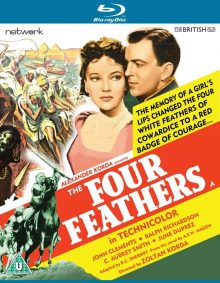 The Four Feathers Blu Ray