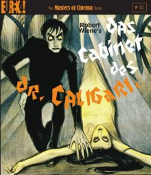 Das Cabinet Des Dr Caligari Masters of Cinema Blu