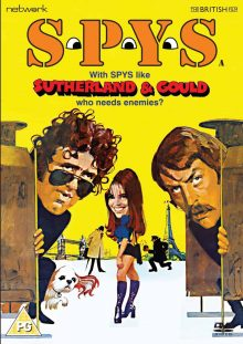 S*P*Y*S dvd cover