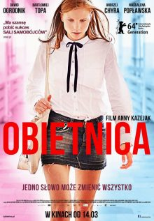 obietnica the word-poster