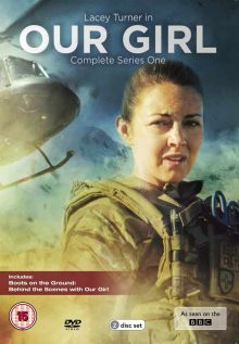 Our Girl DVD cover