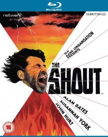 The Shout bluray