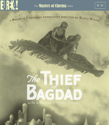 The Thief of Bagdad Blu Ray Masters of Cinema