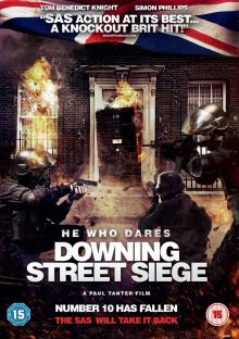 He Who Dares Downing St Siege DVD