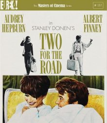 Two for the road Blu ray case