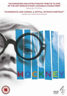 Hockney DVD cover