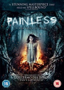 Painless DVD cover