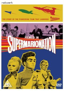 Filmed in Supermarionation DVD