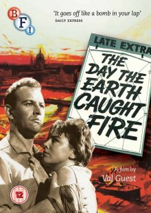 Day the earth caught fire DVD