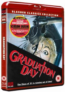 Graduation Day Blu ray
