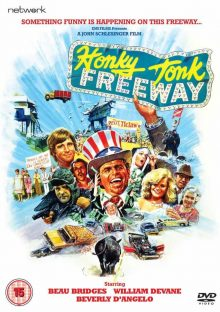 Honky TOnk Freeway DVD
