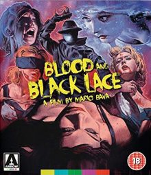 Blood and Black Lace Blu Ray