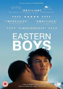 Eastern Boys DVD