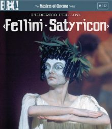 Fellini Satyricon blu ray
