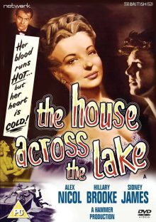 House across the lake DVD