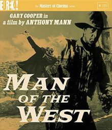Man of the West Blu Ray