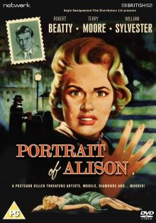 Portrait of Alison DVD