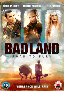 Bad Land Cover