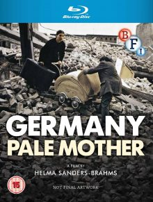 Germany Pale Mother blu-ray