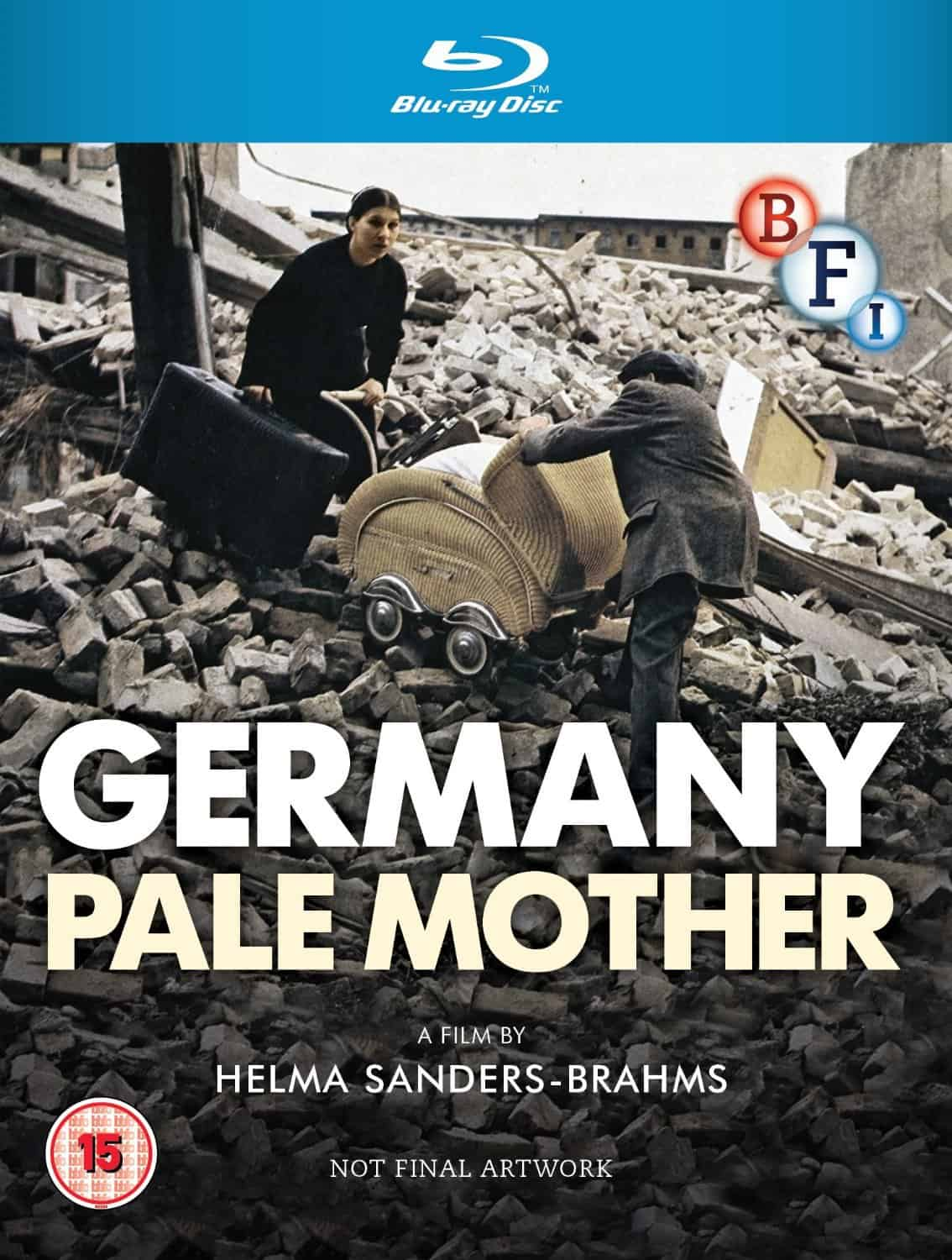 an analysis of the film germany pale mother by helma sanders brahms