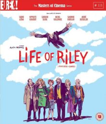 Life of Riley DVD BLu Ray 2