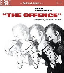 The Offence Blu Ray Masters of Cinema