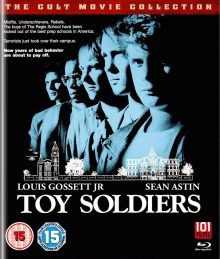Toy Soldiers Blu Ray