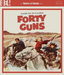 Forty Guns Blu Ray