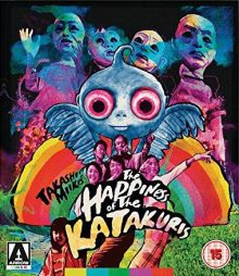 The Happiness of the Katakuris blu ray