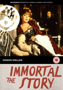 The Immortal Story DVD