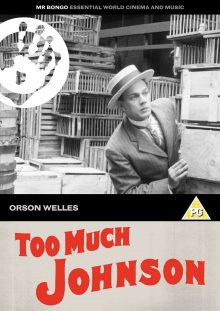 Too Much Johnson DVD