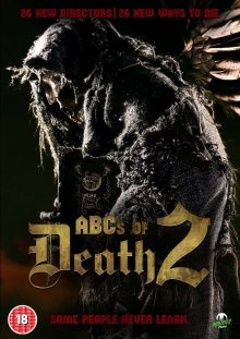 ABCs of Death 2 cover