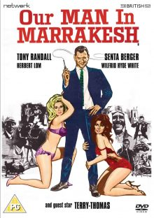 Our man in marrakesh cover