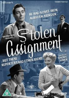 Stolen Assignment cover