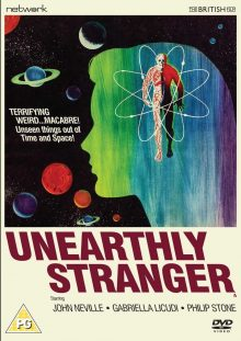 Unearthly Stranger cover