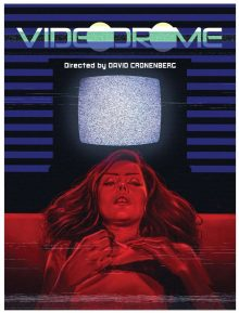 Videodrome Arrow Blu-Ray