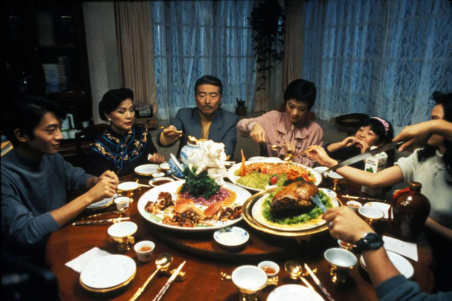 a review of the theme of family traditions in eat drink man woman the movie A drink before the war has 32,294 ratings and 1,795 reviews  a drink before the war has 32,294 ratings and 1,795  i've seen the movie adaptations of.