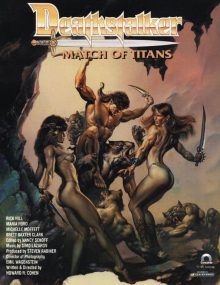 Deathstalker IV Match of Titans