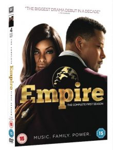 Empire Season 1 DVD smaller