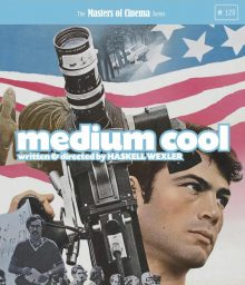 Medium Cool Blu-Ray