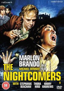 Nightcomers cover