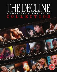 The Decline of Western Civilization Blu Ray