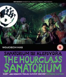 The Hourglass Sanatorium Blu Ray 2