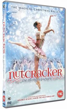 The Nutcracker the motion picture dvd